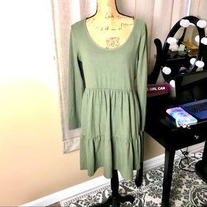 Bohemian wild fable Mini Dress Women's Large
